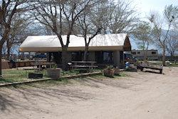 Serengeti tent lodge