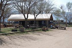 Serengeti tent lodge