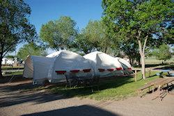 Expedition 6 tent lodge