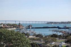 brug naar Coronado Island