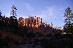 Utah berglandschap