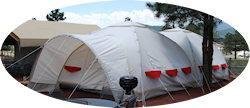 De expedition 4 tent