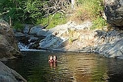 waterpret in kernriver