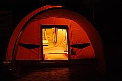 nachtzicht op de expedition