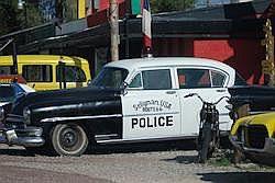 The police anno 1950