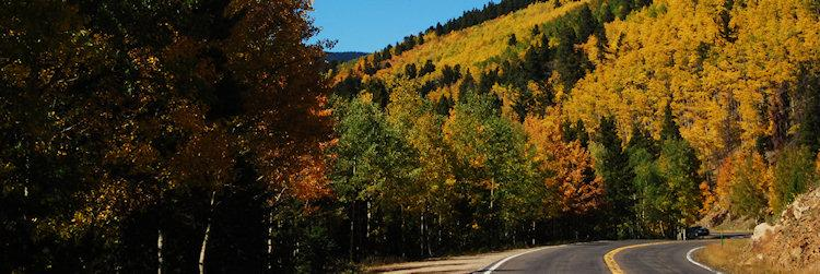 Indian Summer in Colorado