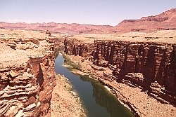 Deel van de Grand Canyon