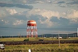 Watertorens alom