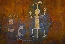 ancient indianen tekeningen